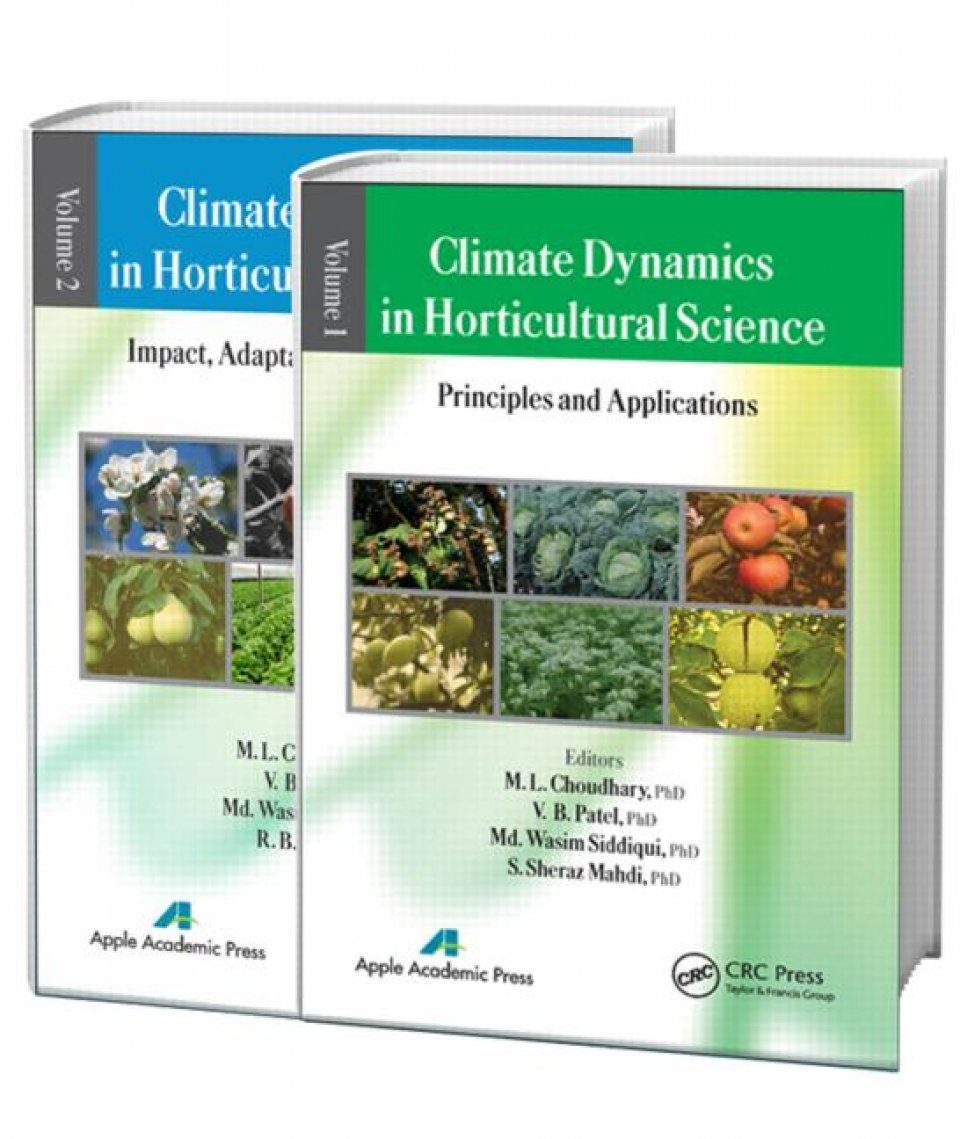 Climate Dynamics in Horticultural Science (2-Volume Set)