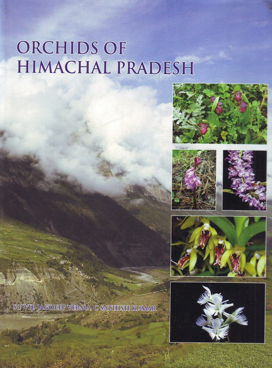 Orchids of Himachal Pradesh