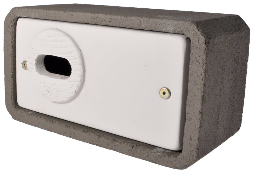 WoodStone Build-in Swift Nest Box B