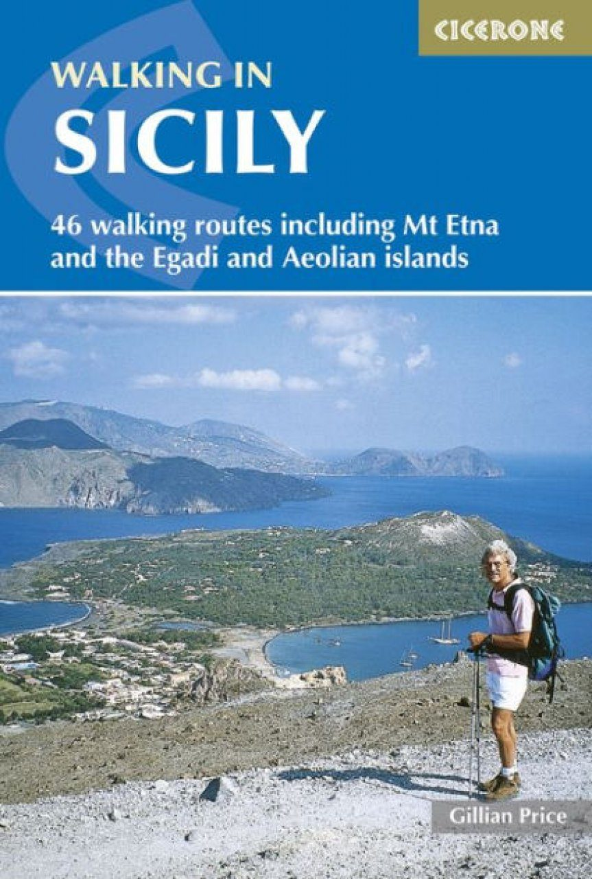 Cicerone Guides: Walking in Sicily