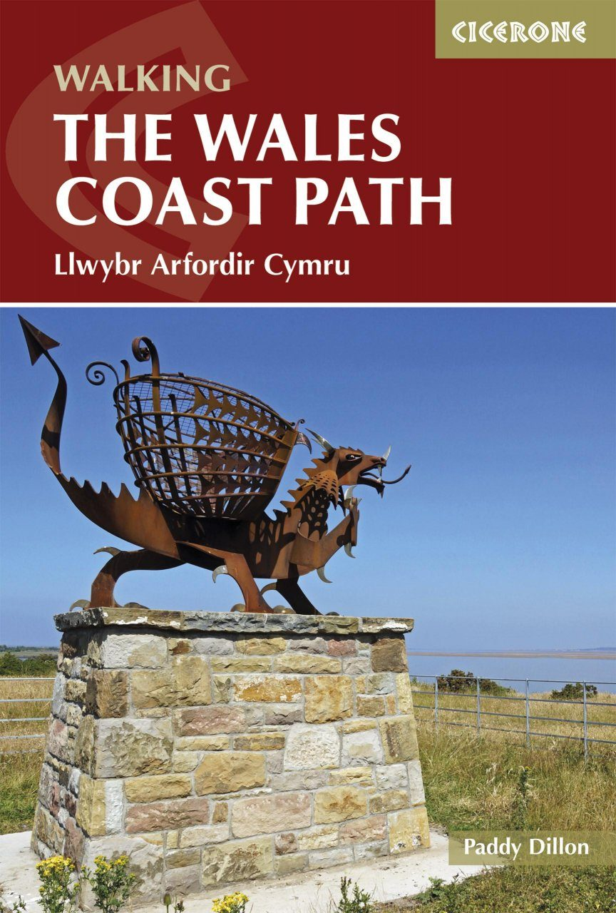 Cicerone Guides: Walking the Wales Coast Path