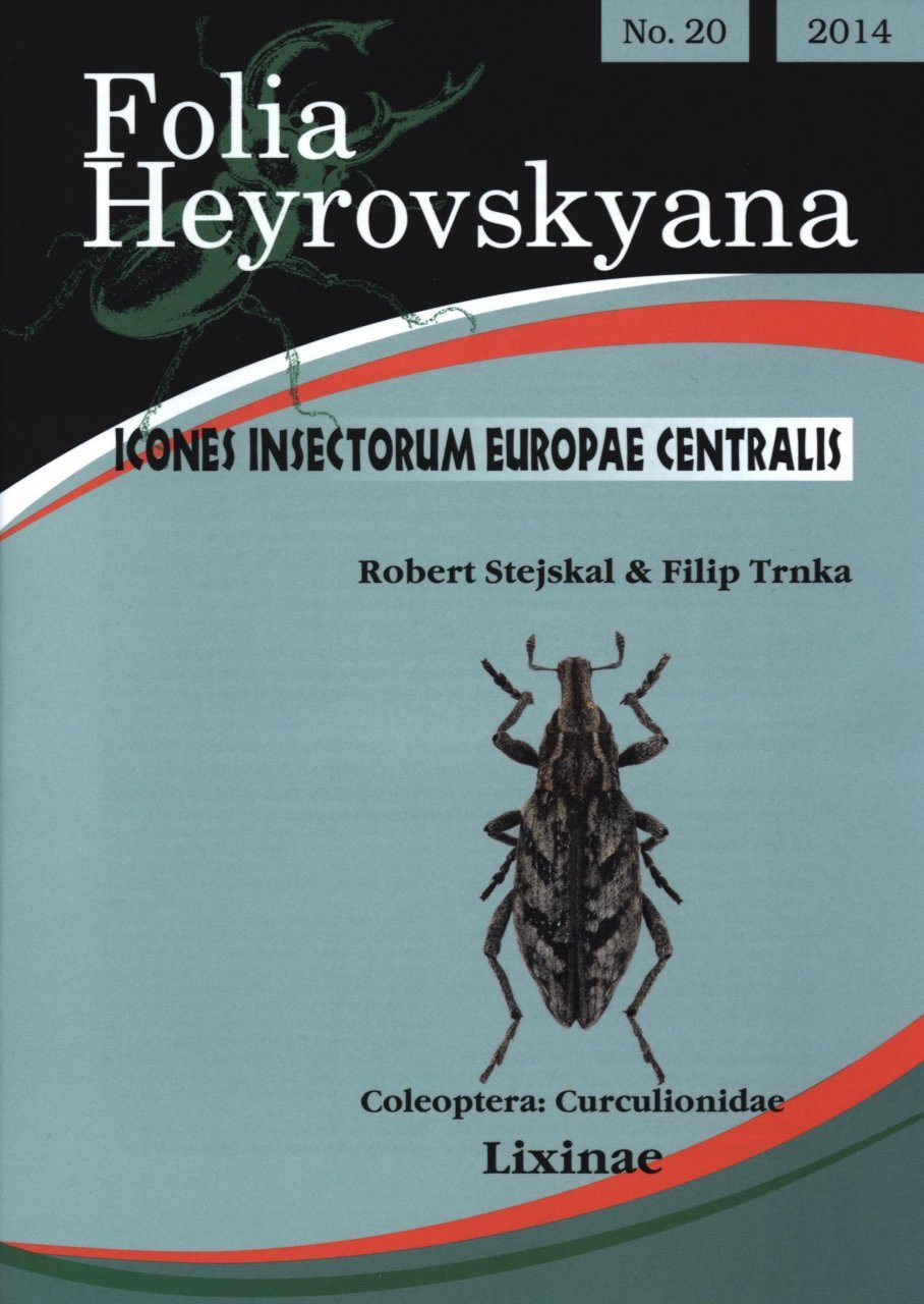 Icones Insectorum Europae Centralis: Coleoptera: Curculionidae: Lixinae [English / Czech]
