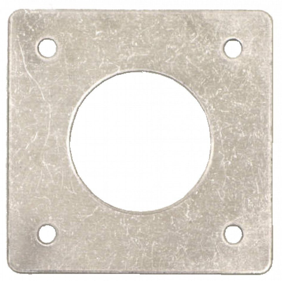 Bird Box Entrance Hole Plate