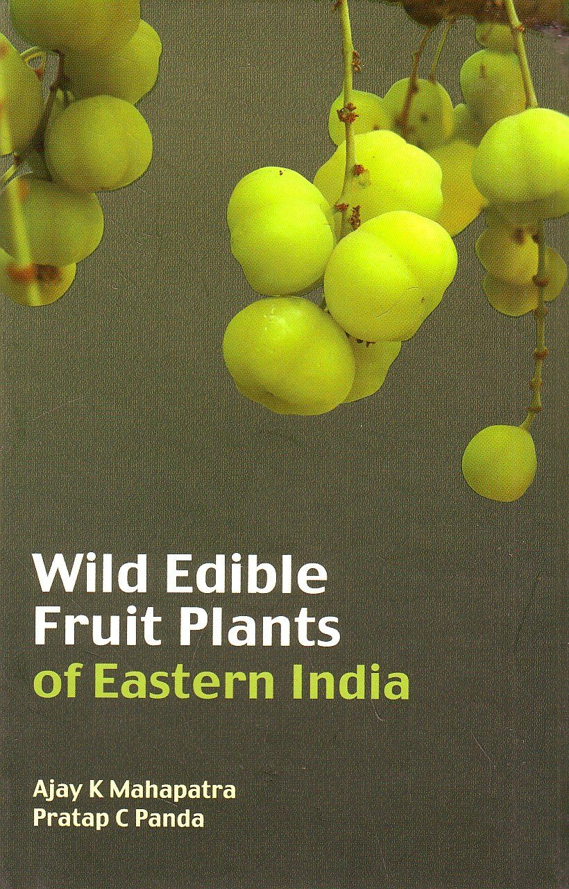 Wild Edible Fruit Plants Of Eastern India Nhbs Field Guides Natural History