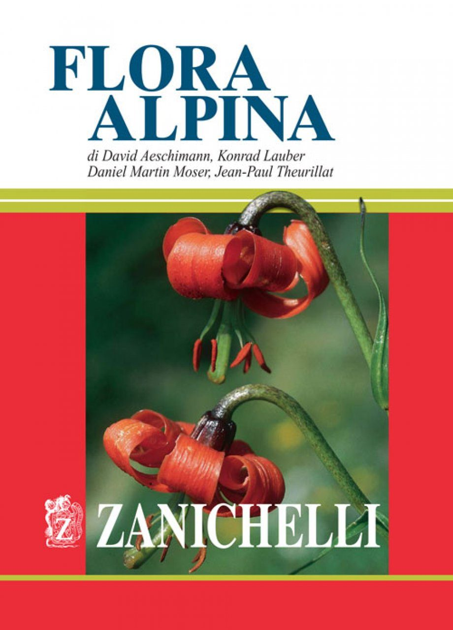 Flora Alpina (3-volume Set) [Italian]