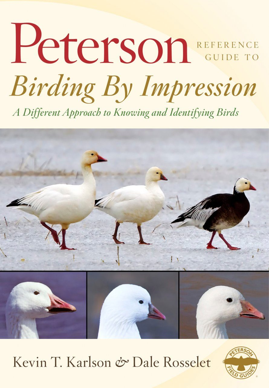 Peterson Reference Guide to Birding by Impression