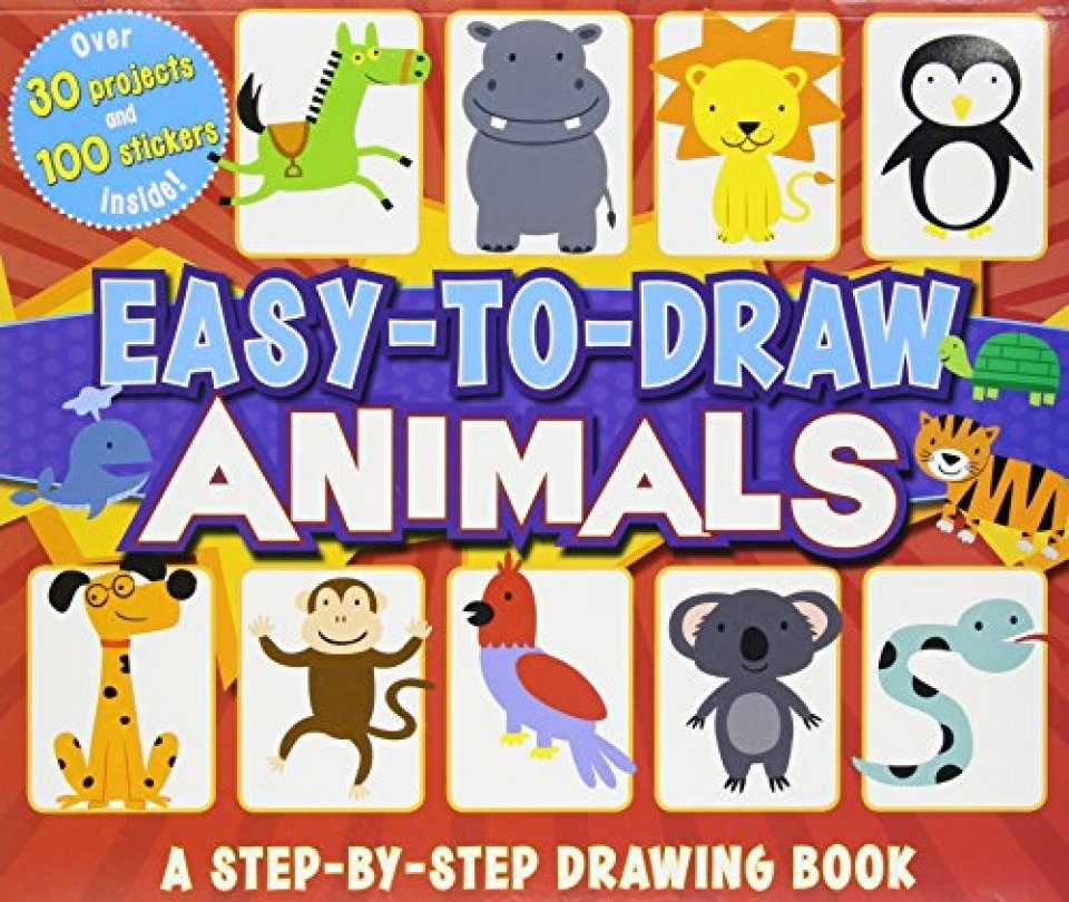 Easy to Draw Animals