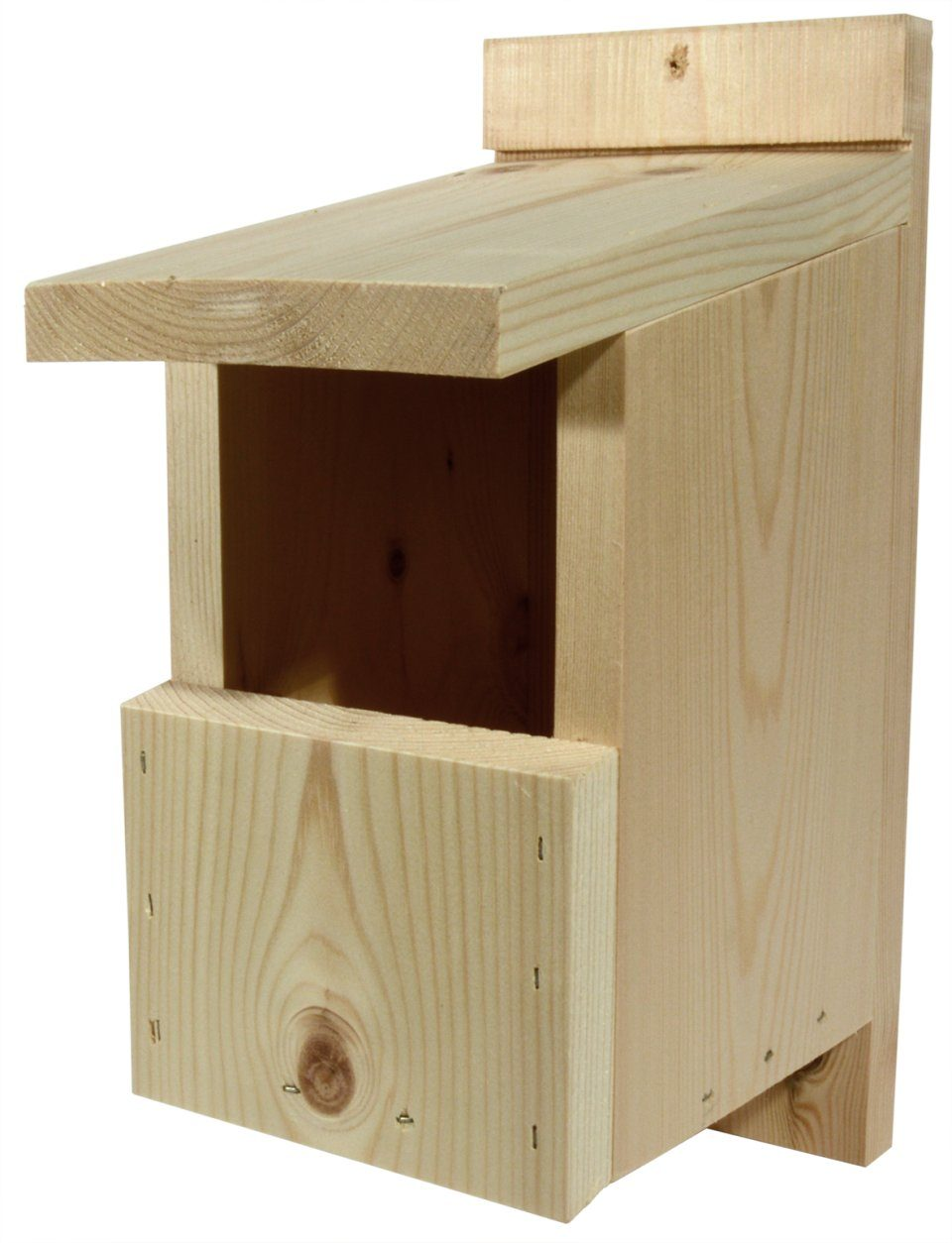 Three Birdhouse Bird Nest Breeding Box Wildlife World Other Bird Supplies