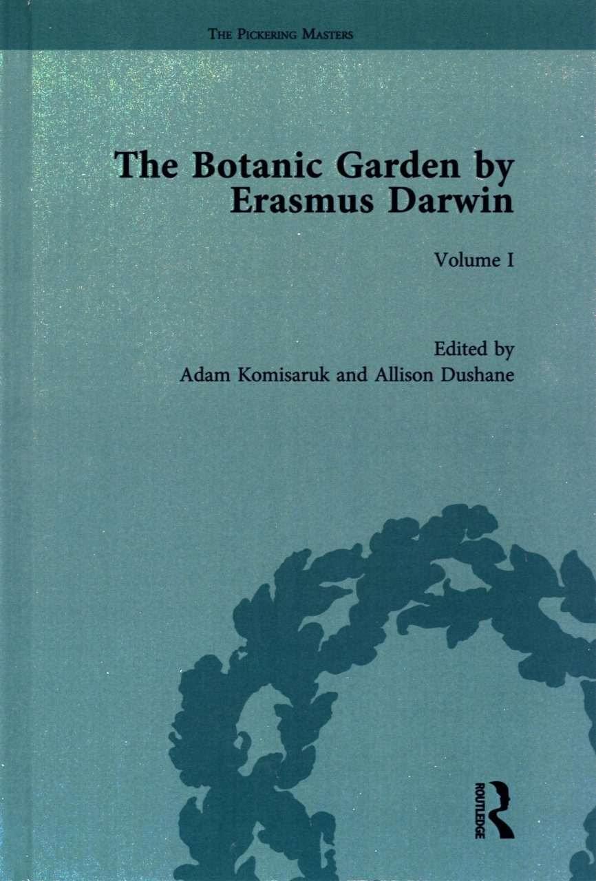 The Botanic Garden by Erasmus Darwin (2-volume set)