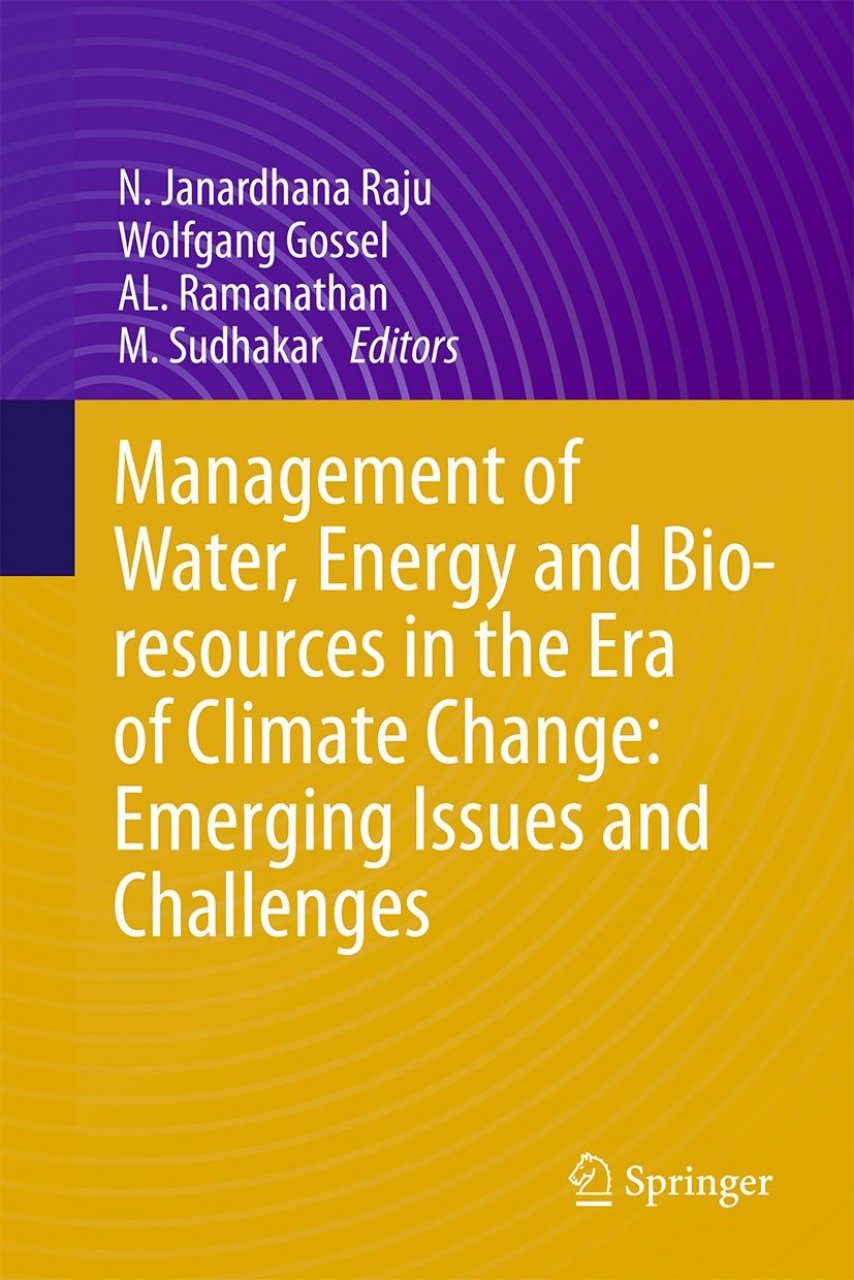 Management of Water, Energy and Bio-Resources in the Era of Climate Change