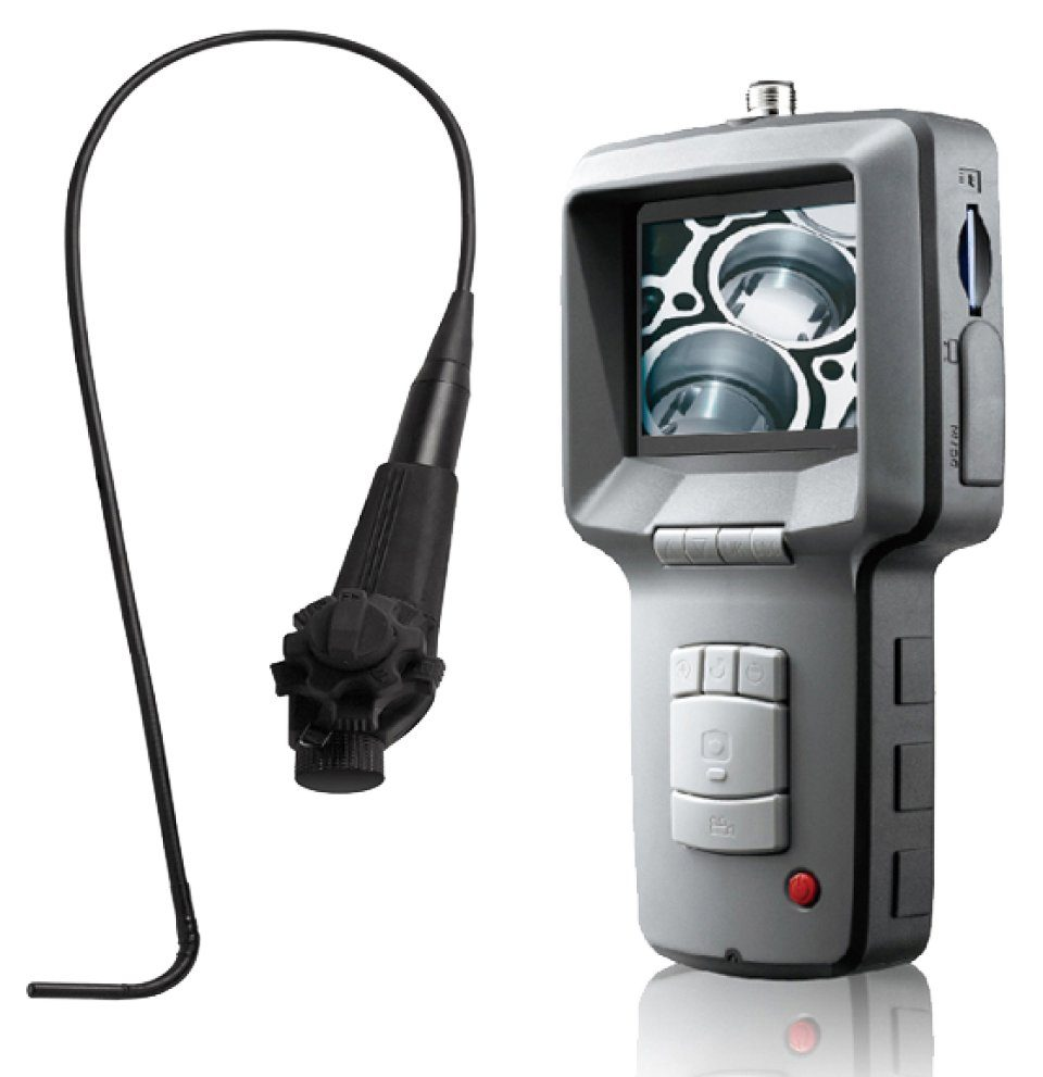 ME LCD Articulating Endoscope