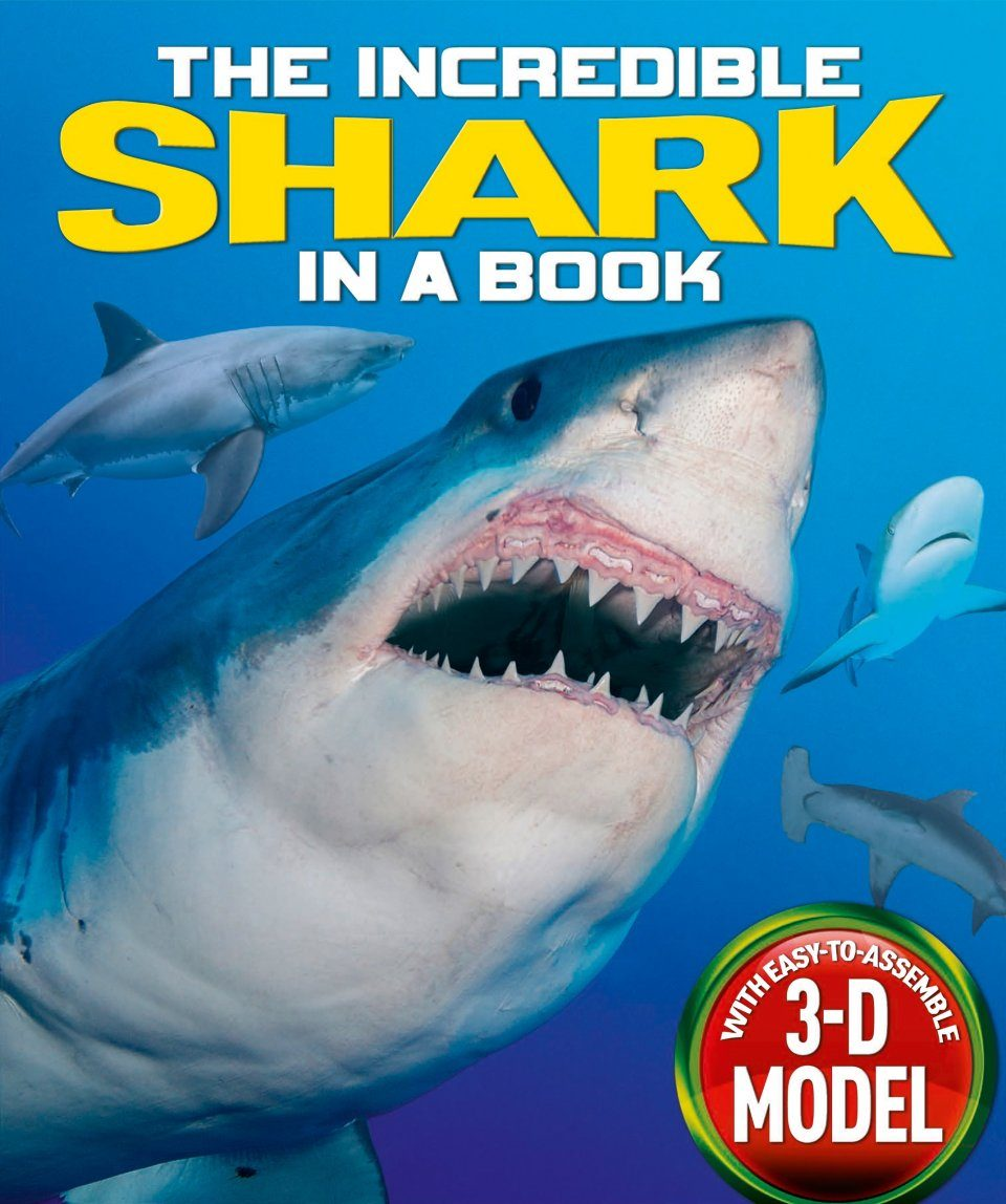 The Incredible Shark in a Book