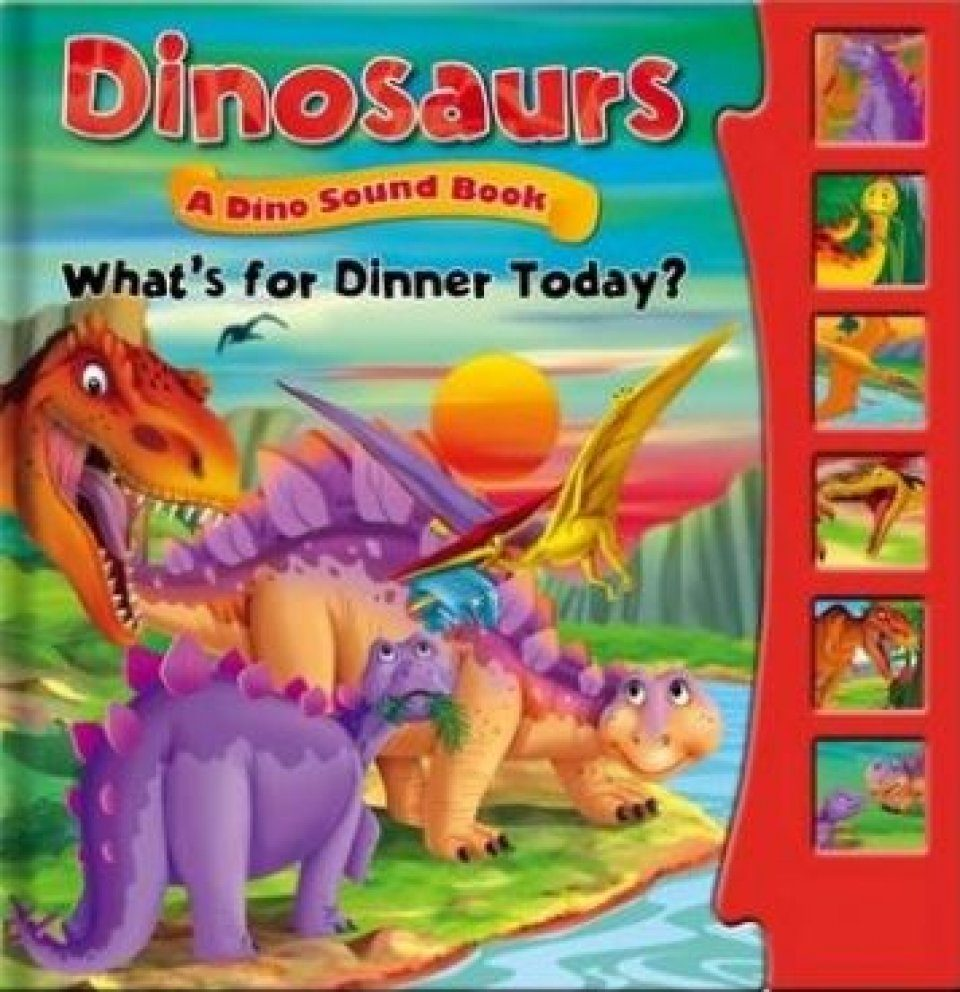 Dinosaurs - What's for Dinner Today?