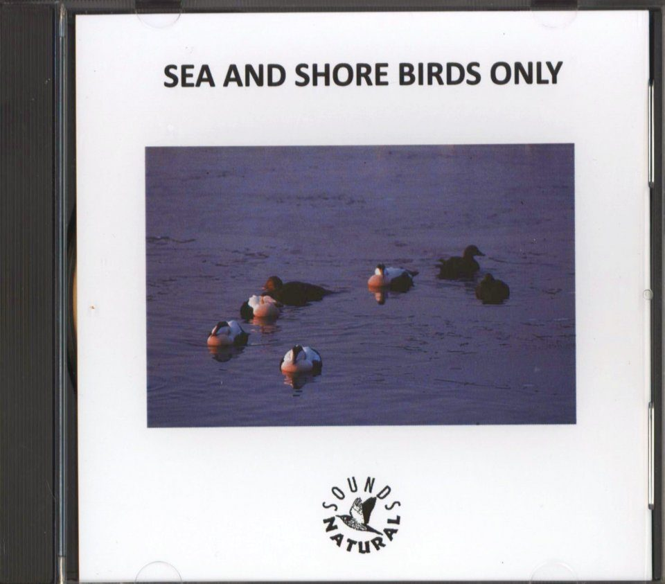 Sea and Shore Birds Only