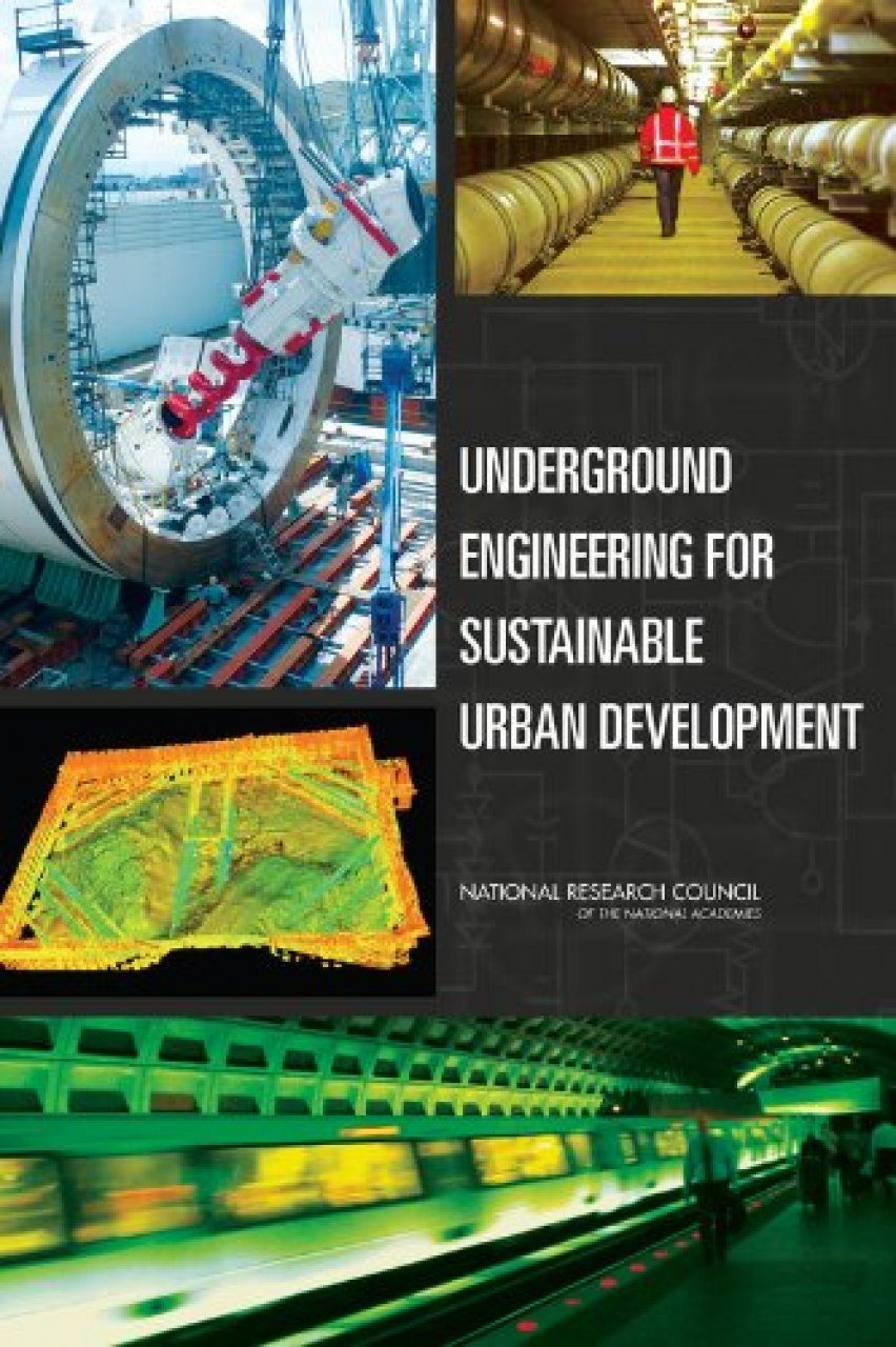 Underground Engineering for Sustainable Urban Development