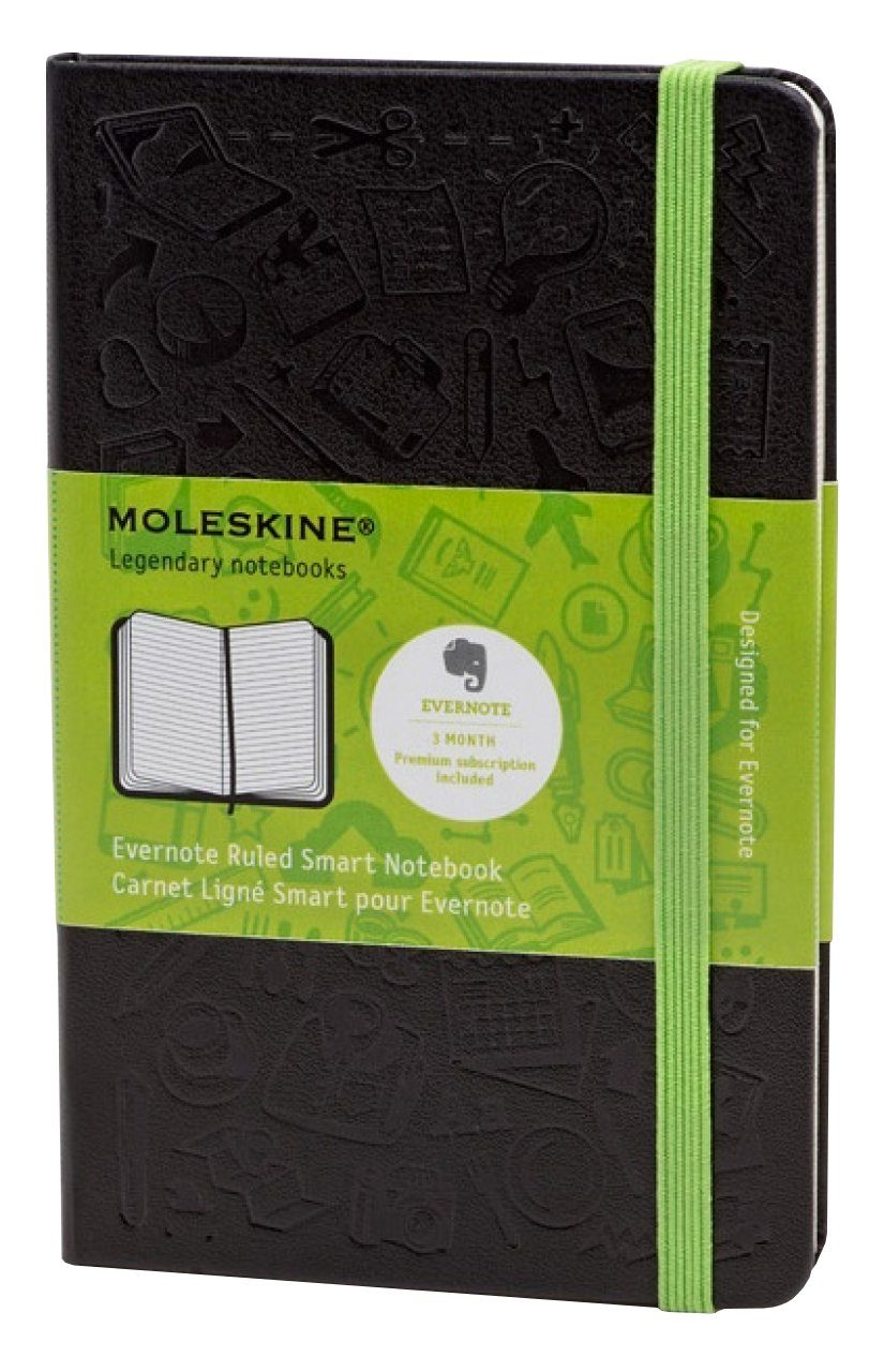 Evernote Ruled Smart Notebook - Pocket
