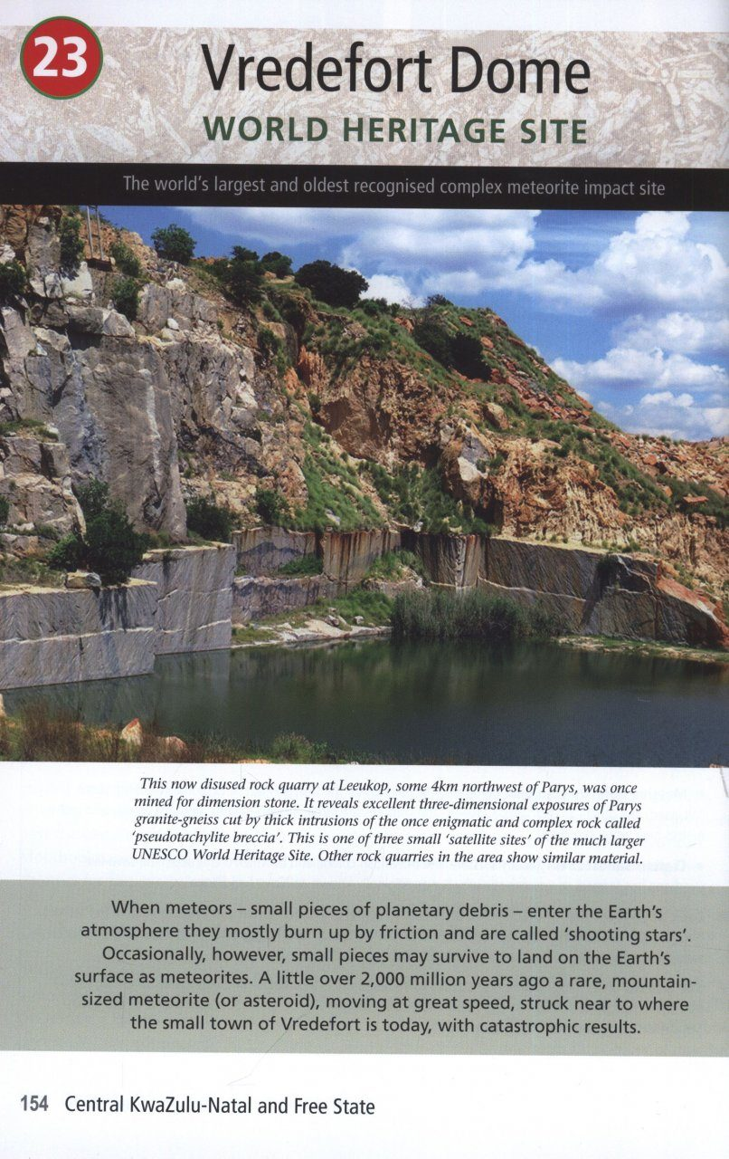 Geology Internships In South Africa.