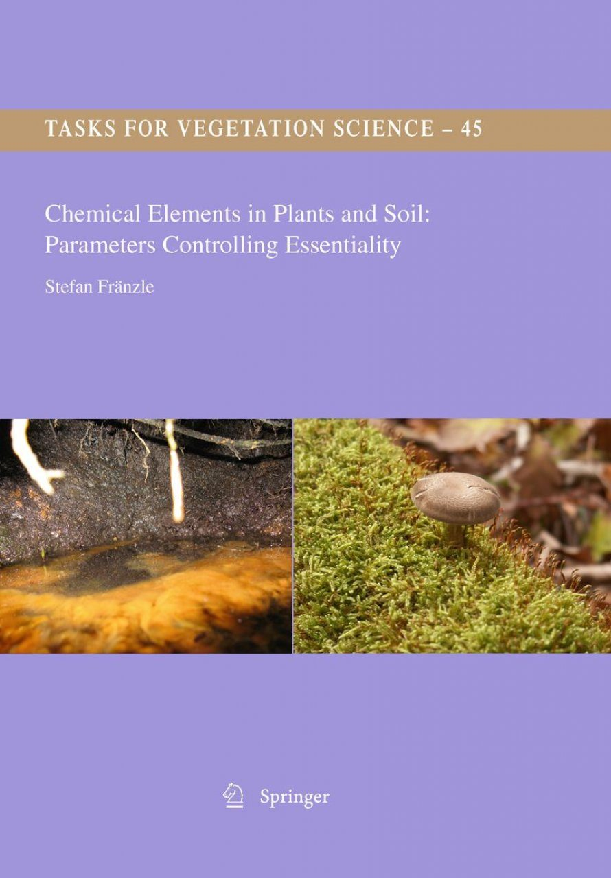 Chemical Elements in Plants and Soil