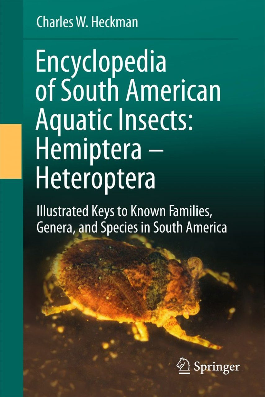 Encyclopedia of South American Aquatic Insects: Hemiptera - Heteroptera
