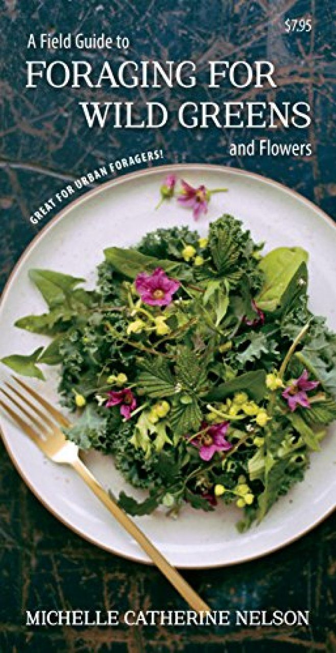 A Field Guide to Foraging for Wild Greens and Flowers