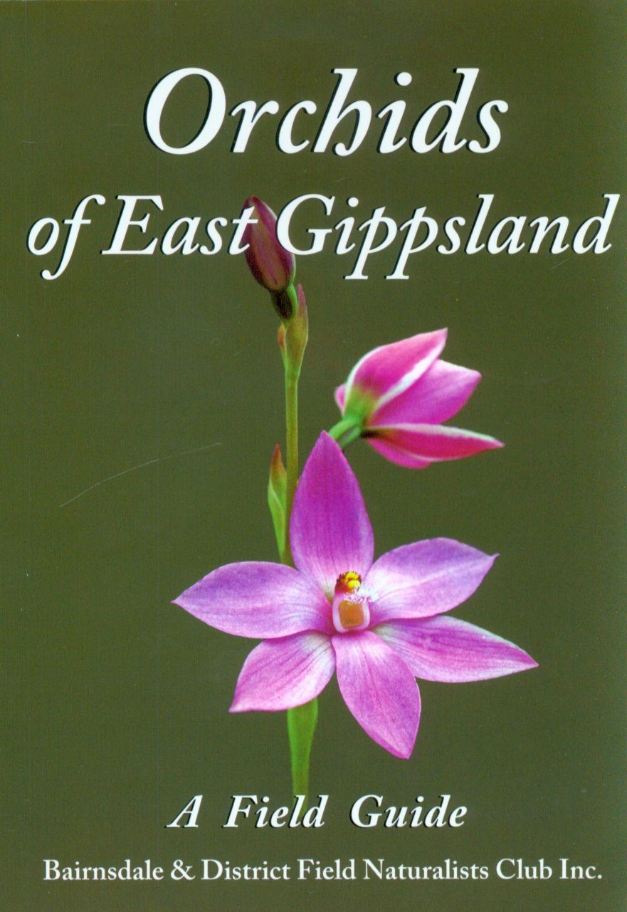 Orchids of East Gippsland