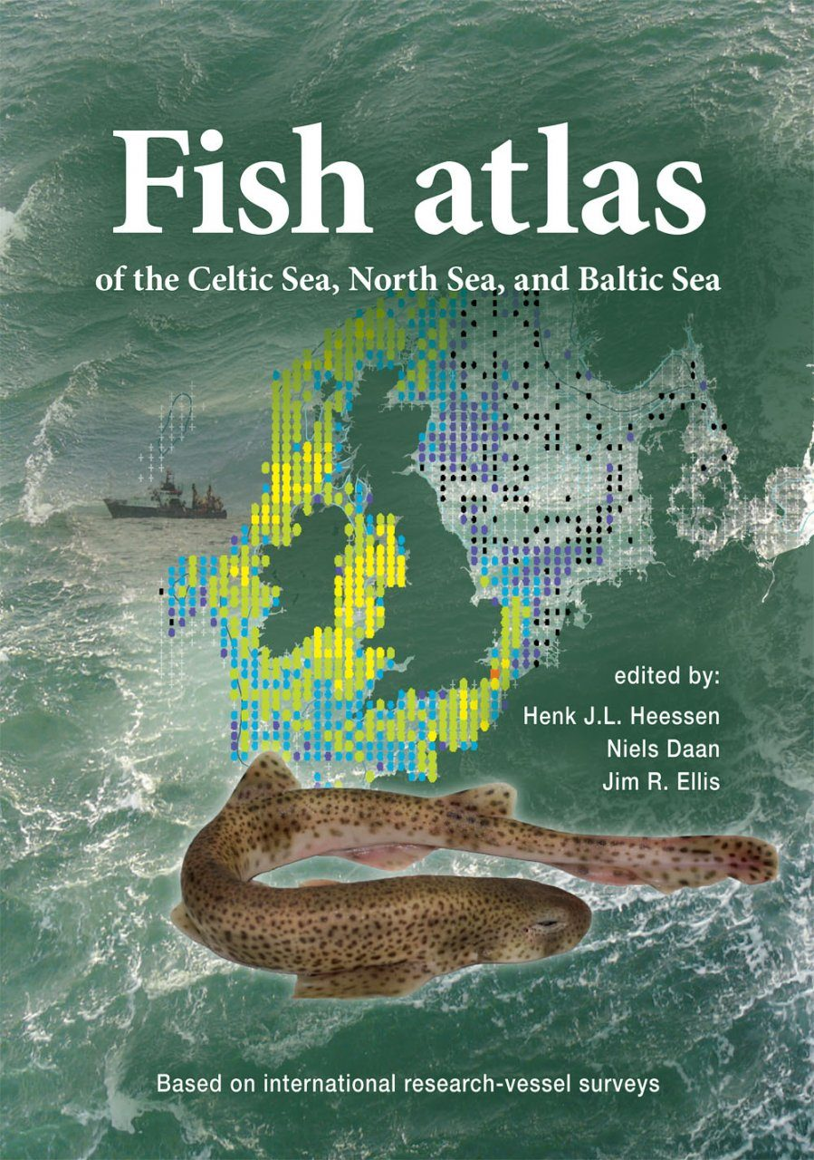 Fish Atlas of the Celtic Sea, North Sea, and Baltic Sea