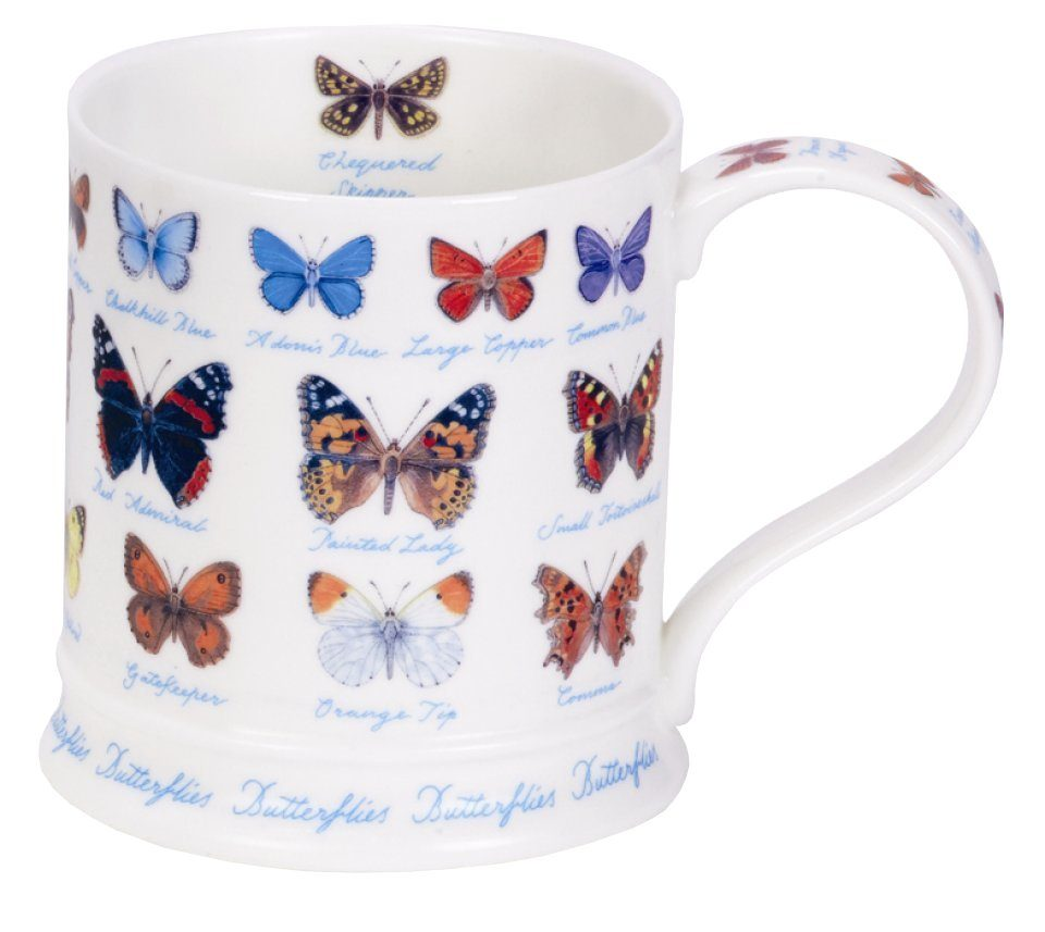 Butterfly Field Guide Mug