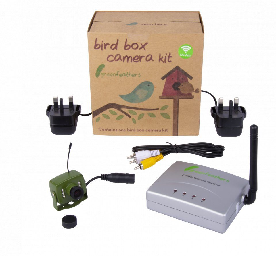 Wireless Nest Box Camera