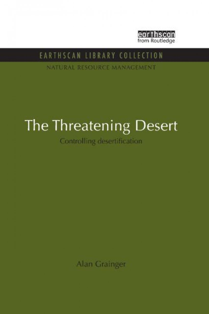 The Threatening Desert