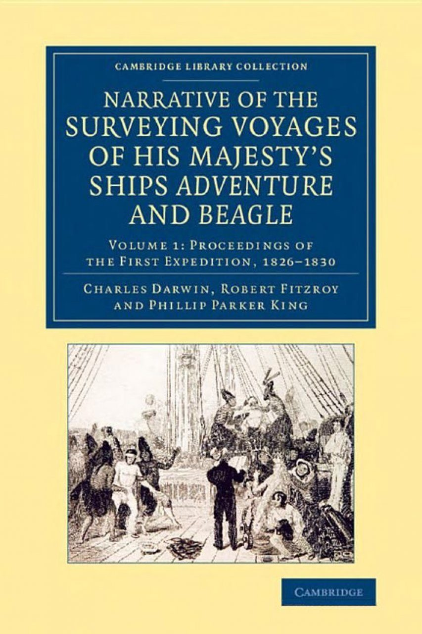Narrative of the Surveying Voyages of His Majesty's Ships Adventure and Beagle Between the Years 1826 and 1836, Volume 1