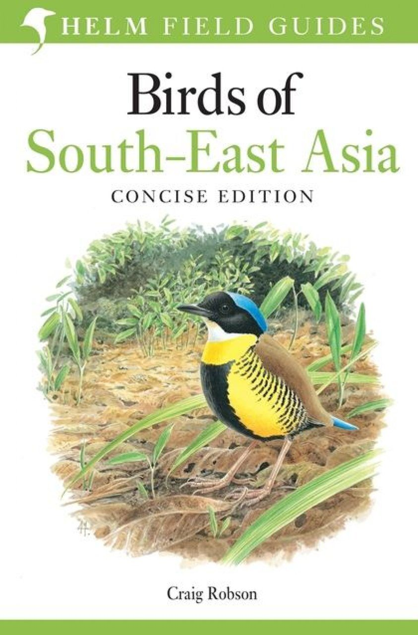 Birds of South-East Asia: Concise Edition