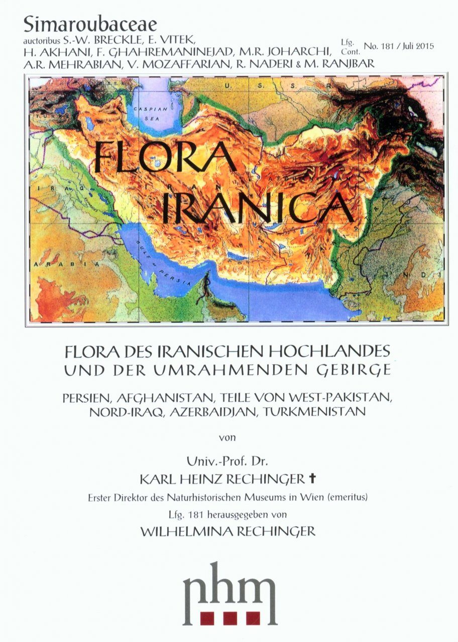 Flora Iranica, Volume 181: Simaroubaceae [English]