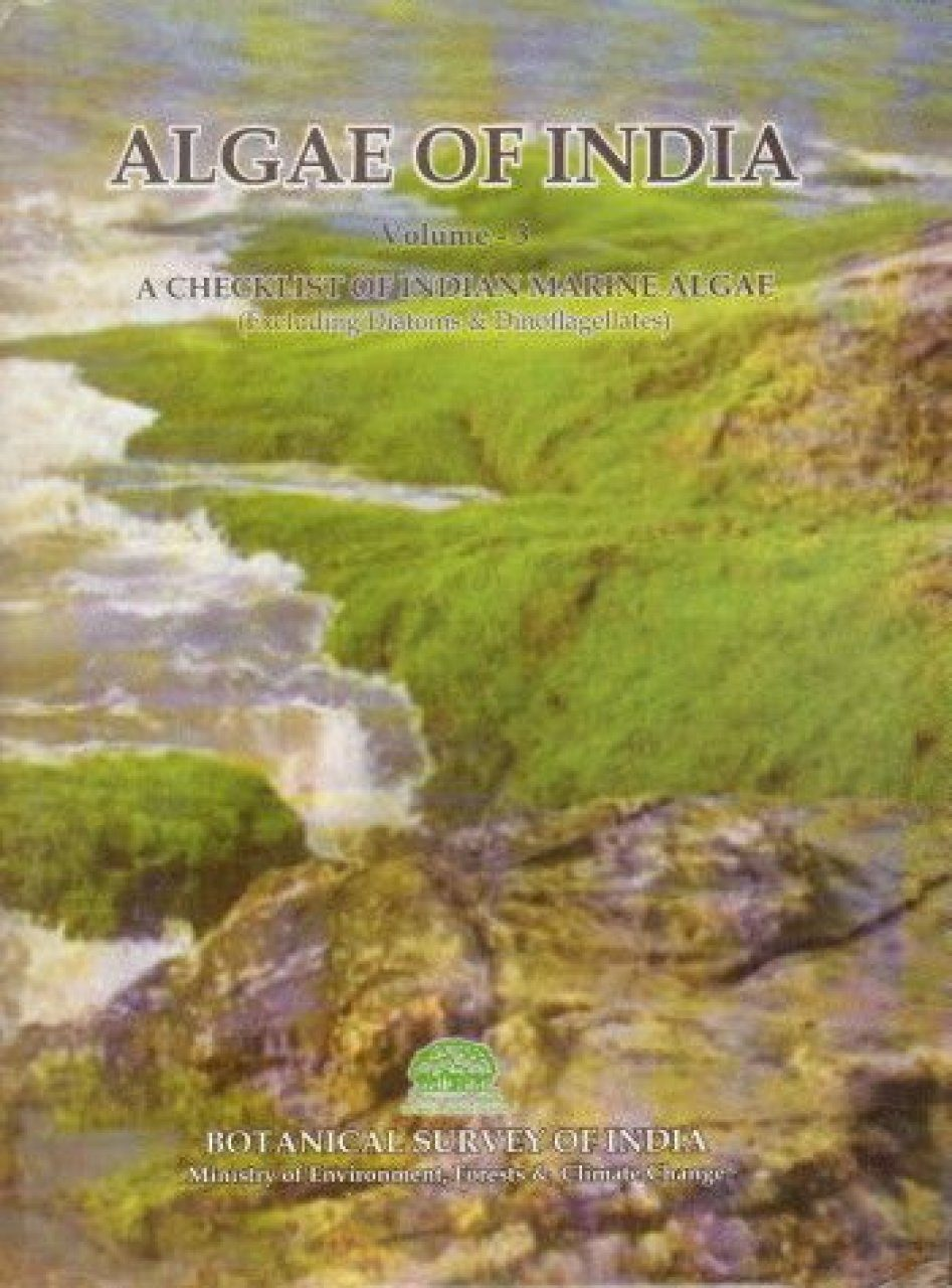 Algae of India, Volume 3