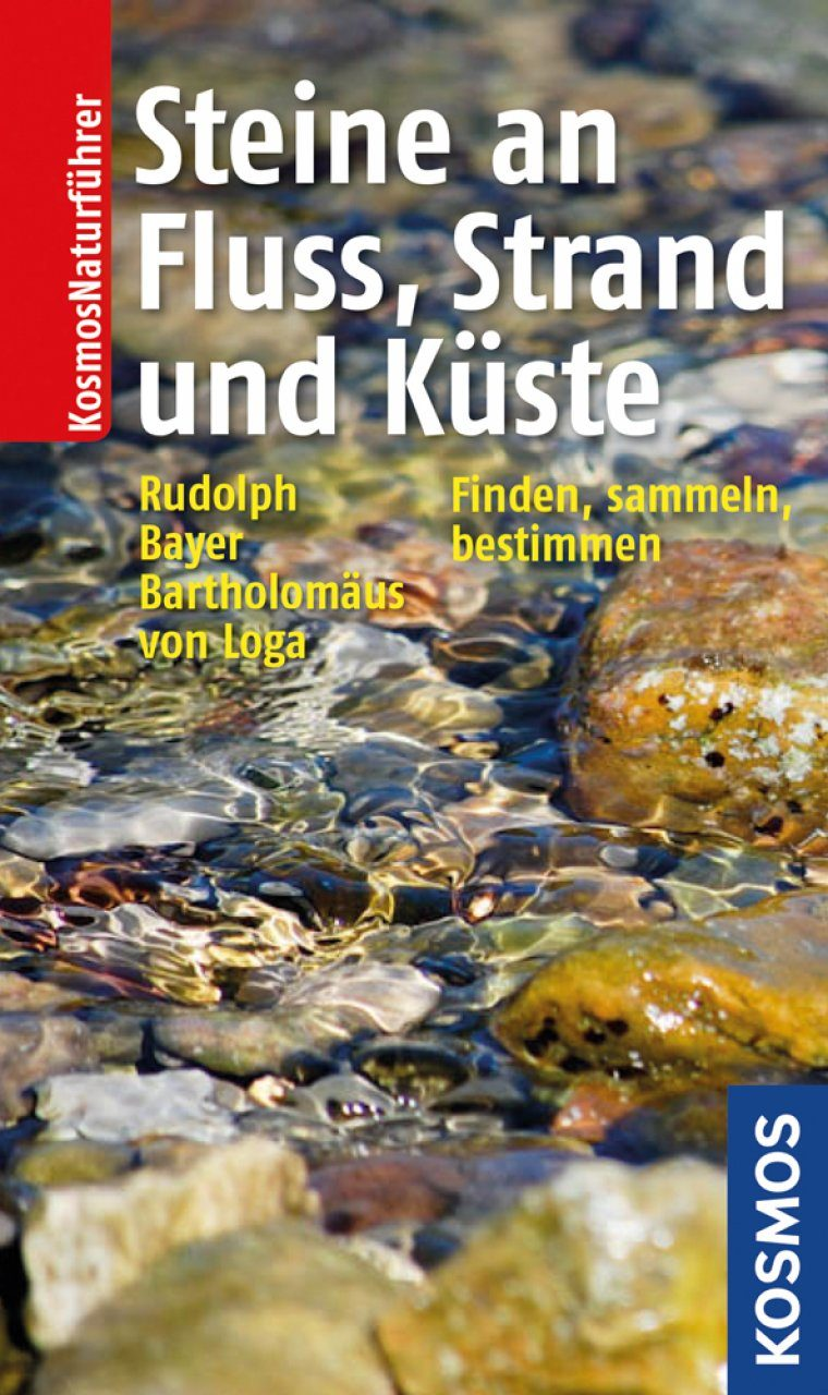 Steine an Fluss, Strand und Küste [Stones of Rivers, Beach, and Coast]