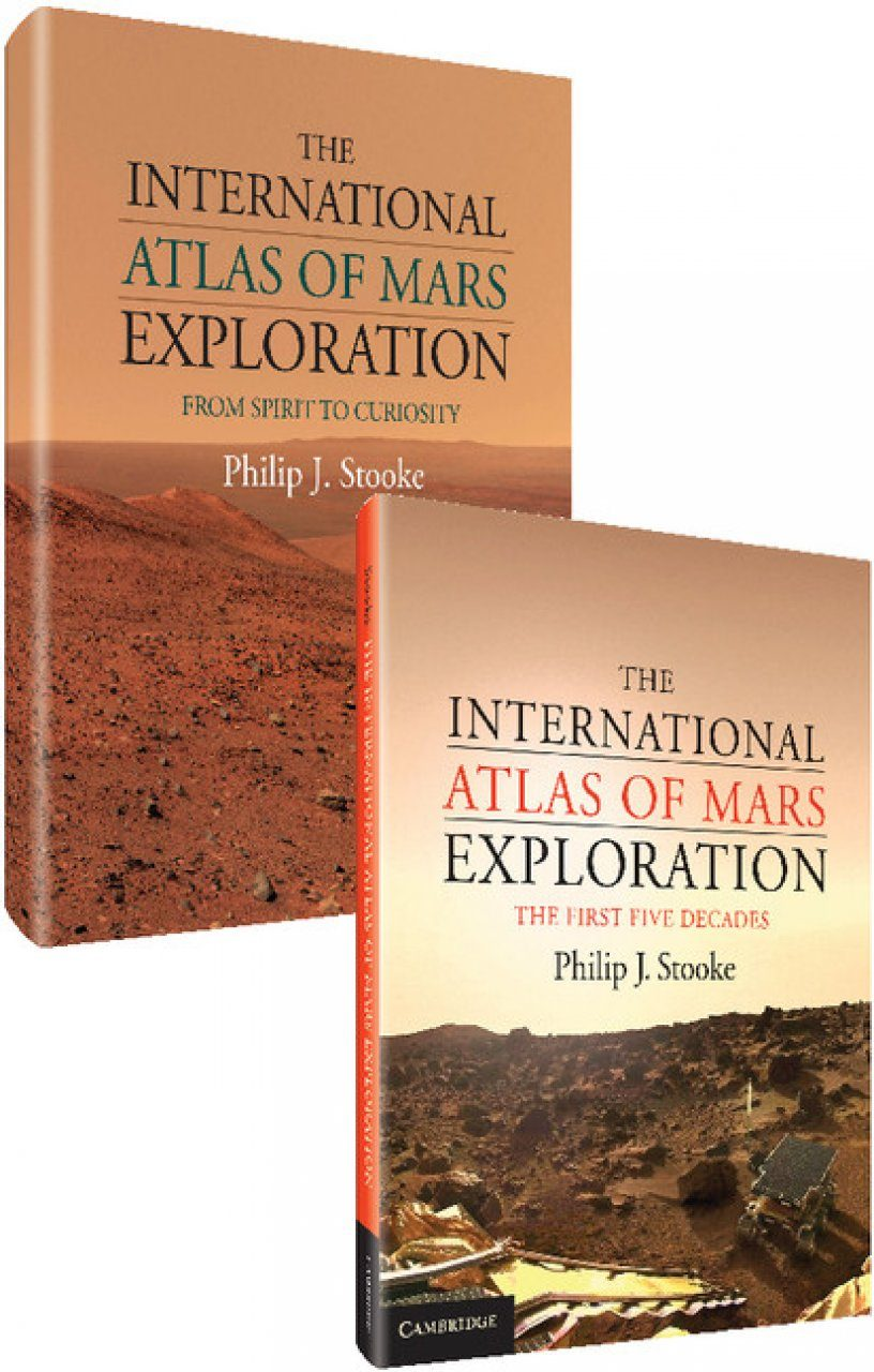 The International Atlas of Mars Exploration (2-Volume Set)