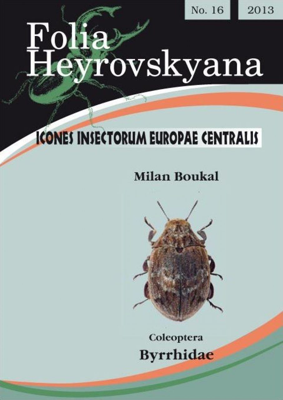 Icones Insectorum Europae Centralis: Coleoptera: Byrrhidae [English / Czech]