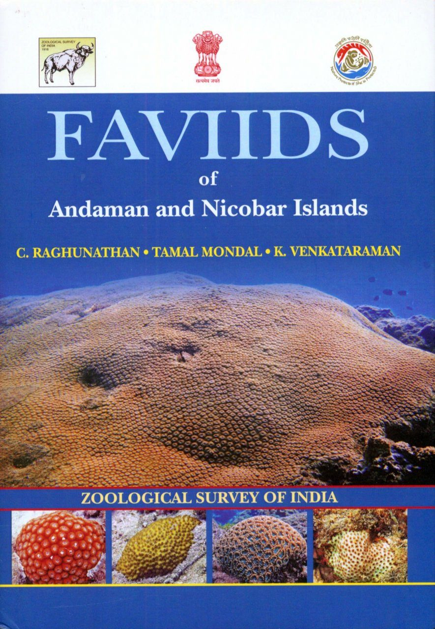 Faviids of Andaman and Nicobar Islands