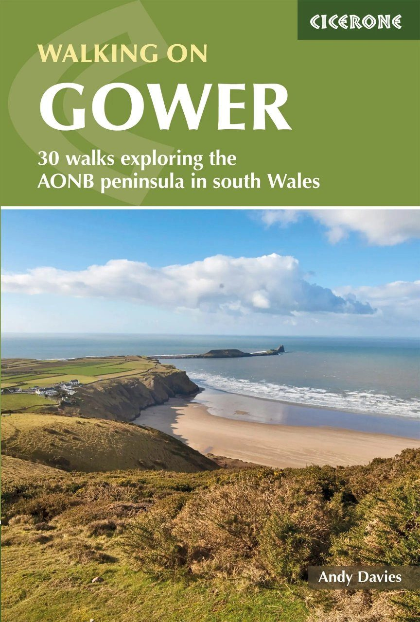 Cicerone Guides: Walking on the Gower