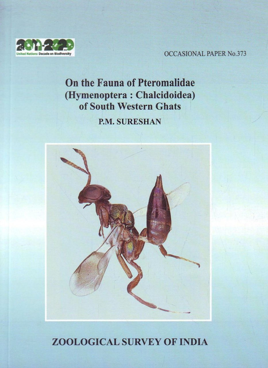 On the Fauna of Pteromalidae (Hymenoptera: Chalcidoidea) of South Western Ghats