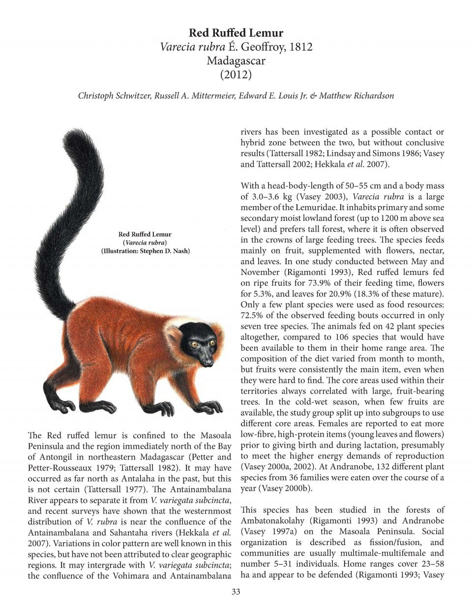 ... Primates in Peril: The World's 25 Most Endangered Primates ...