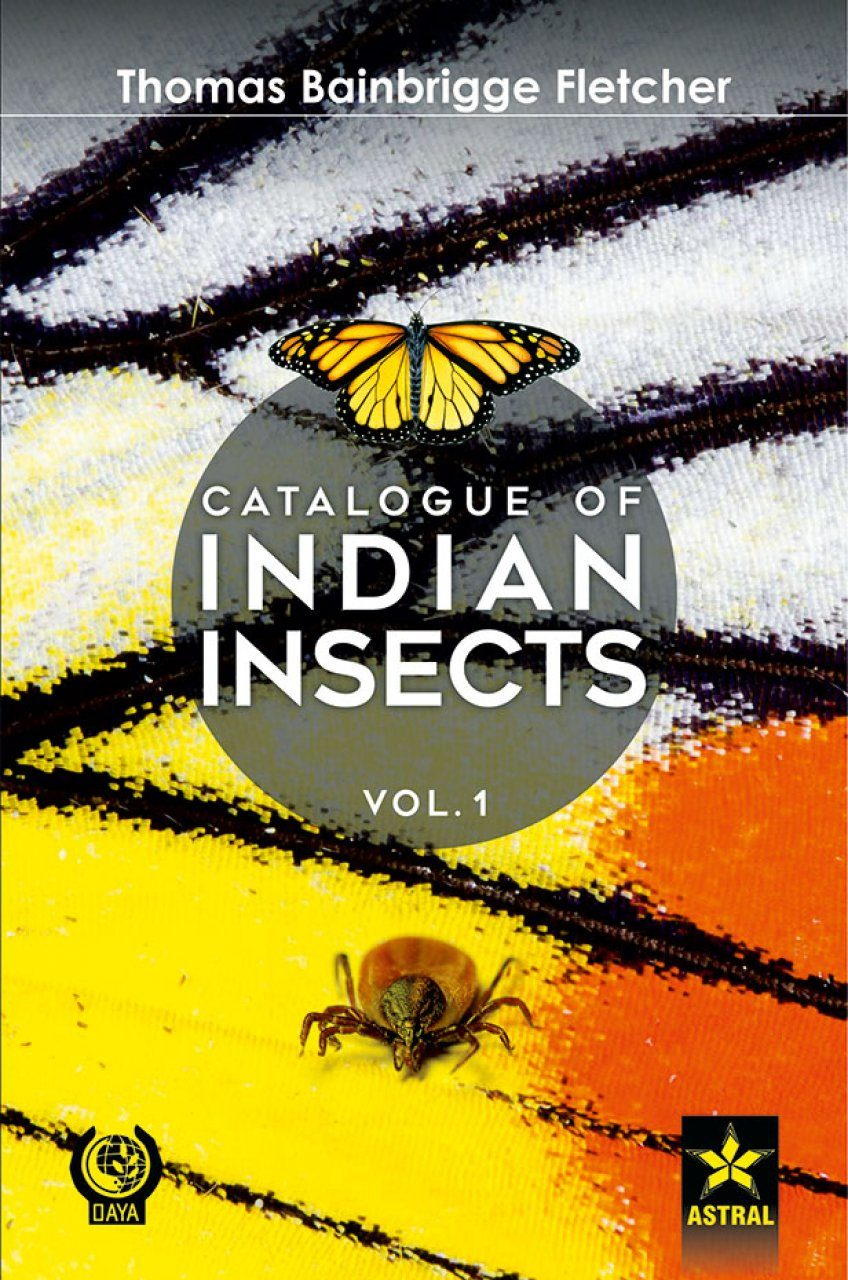 Catalogue of Indian Insects (5-Volume Set)