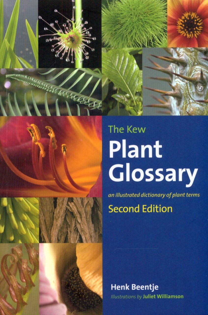 The Kew Plant Glossary