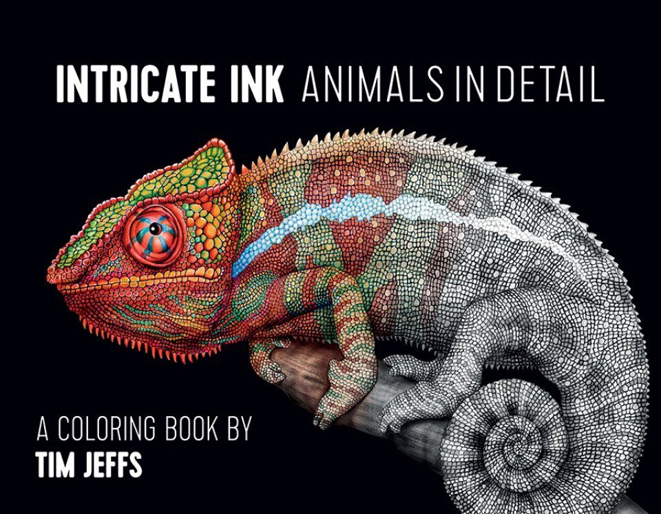 Intricate Ink