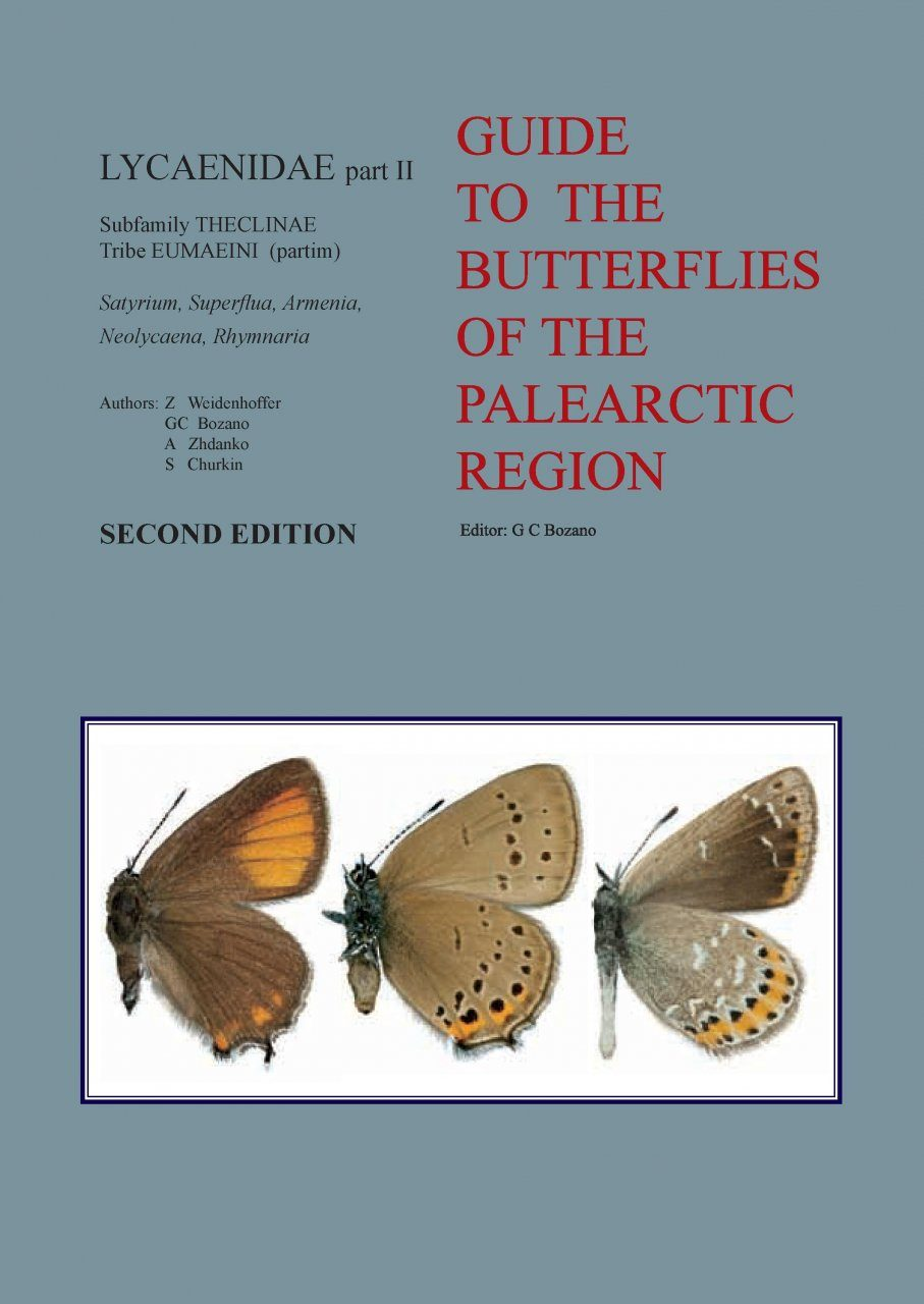 Lycaenidae Part 2 (Guide to the Butterflies of the Palearctic Region)