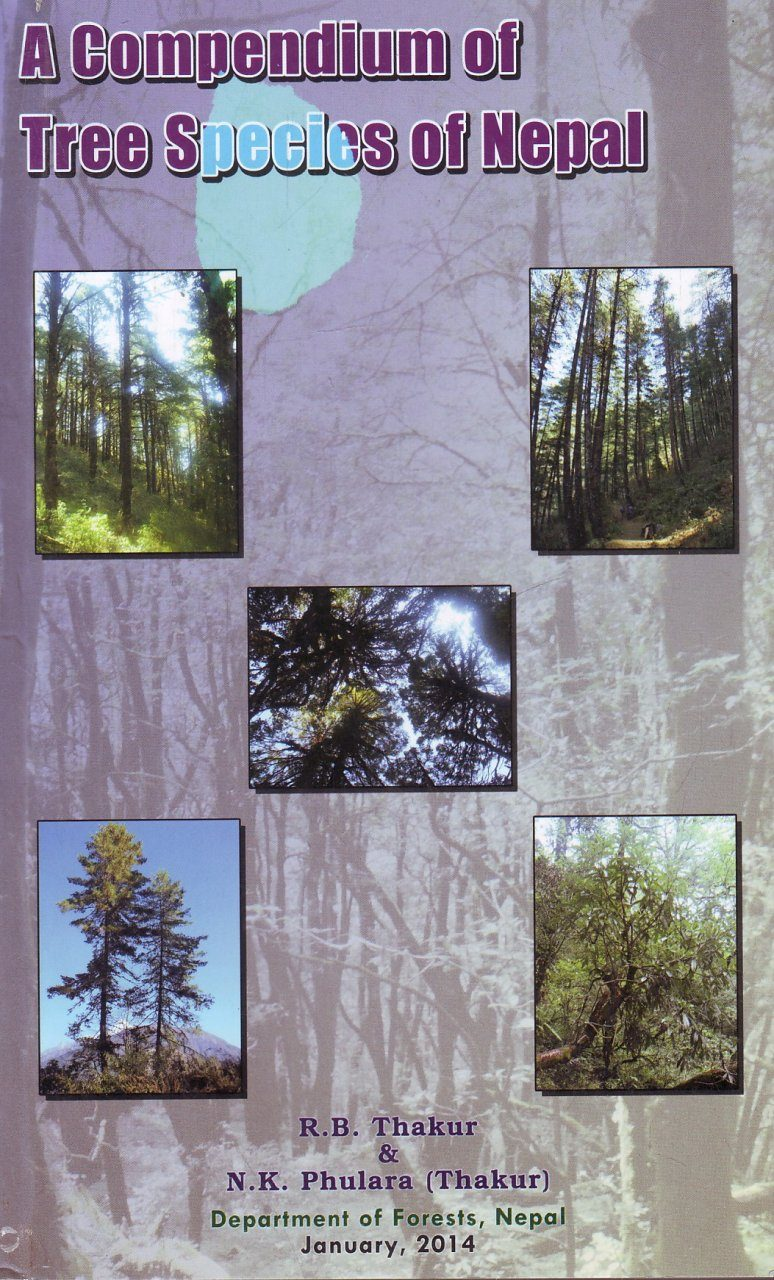 A Compendium of Tree Species of Nepal