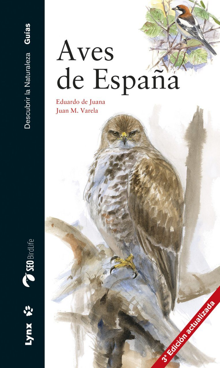 Aves de España [Birds of Spain] ...