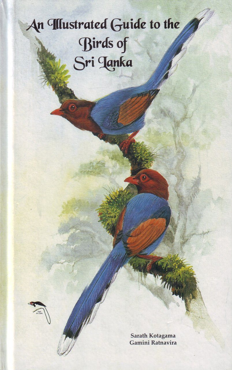An Illustrated Guide to the Birds of Sri Lanka