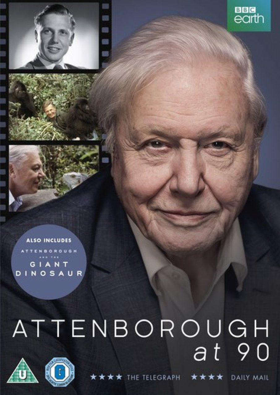 Attenborough at 90 (Region 2 & 4)