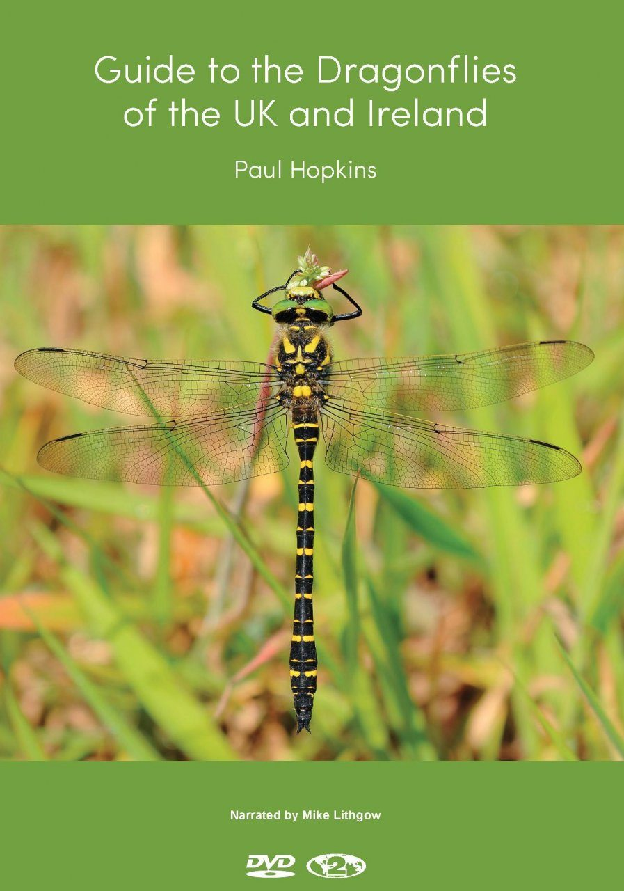 Guide to the Dragonflies of the UK and Ireland (Region 2)
