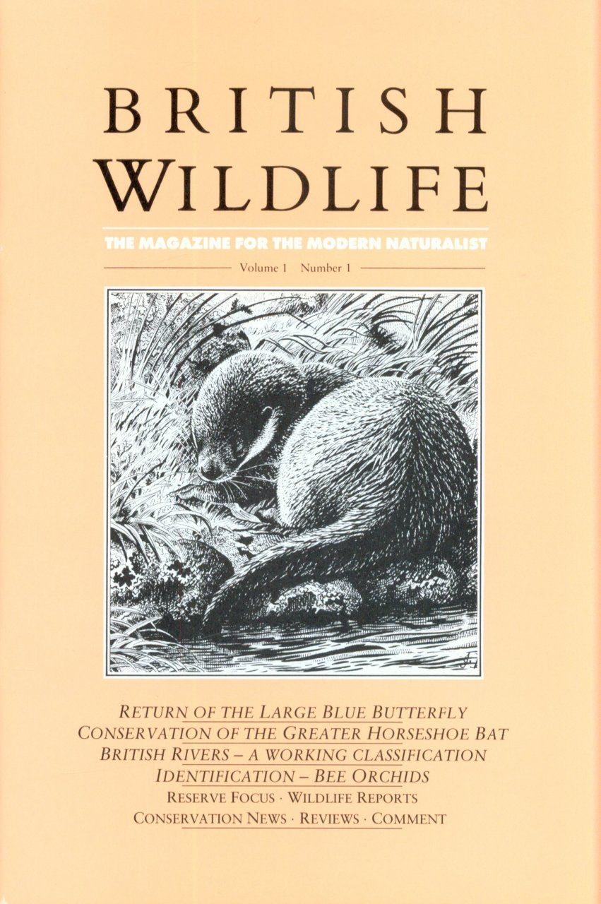 British Wildlife 01.1 October 1989
